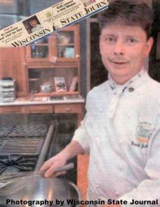 Chef David Wisconsin State Journal